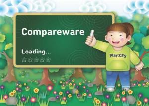 Compareware loading screen