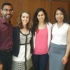 Aaron Singh, Tea Avdylaj, Rachele LaNeve, Natasha Nguyen