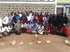 Dadaab students