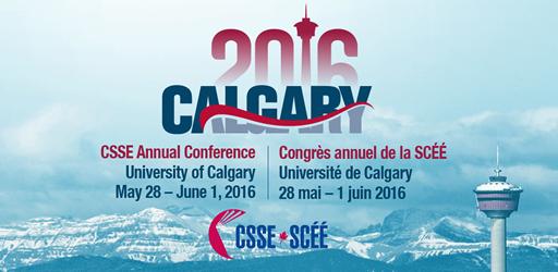 CSSE 2016 banner