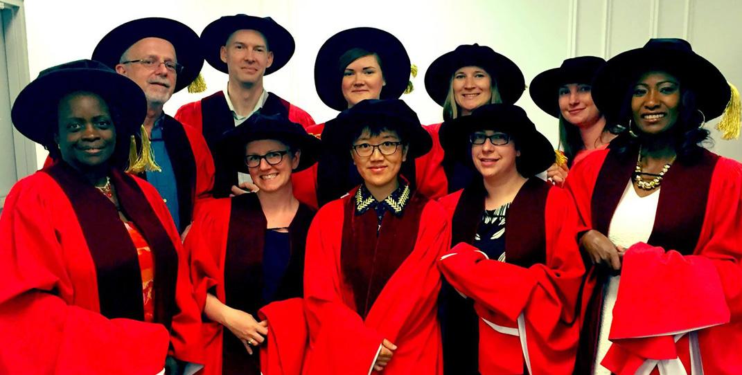 PhD Graduates