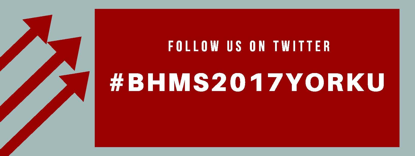 #BHMS2017 twitter