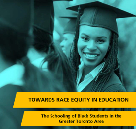 Towards Race Equity in Education
