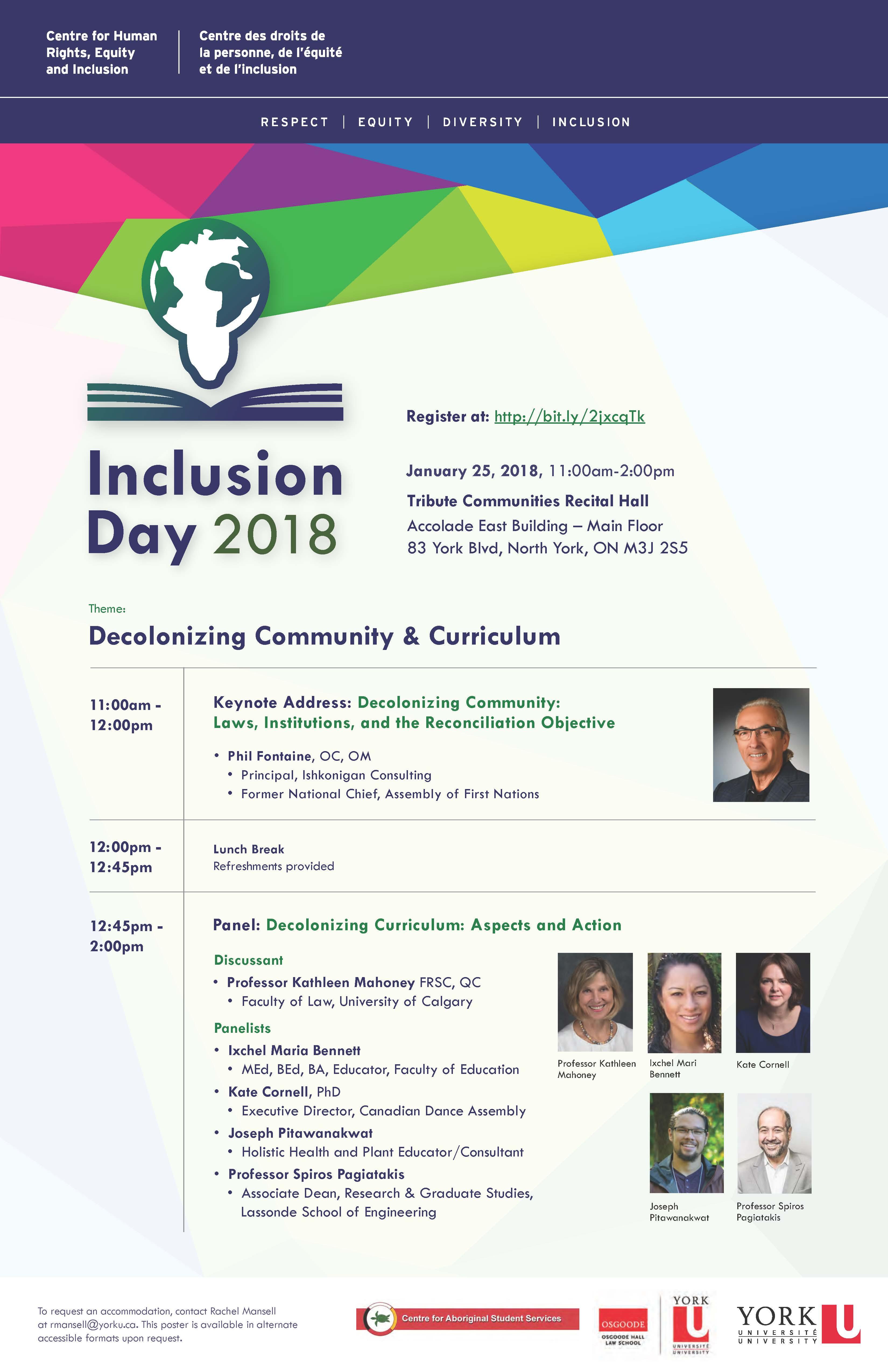 Inclusion Day 2018