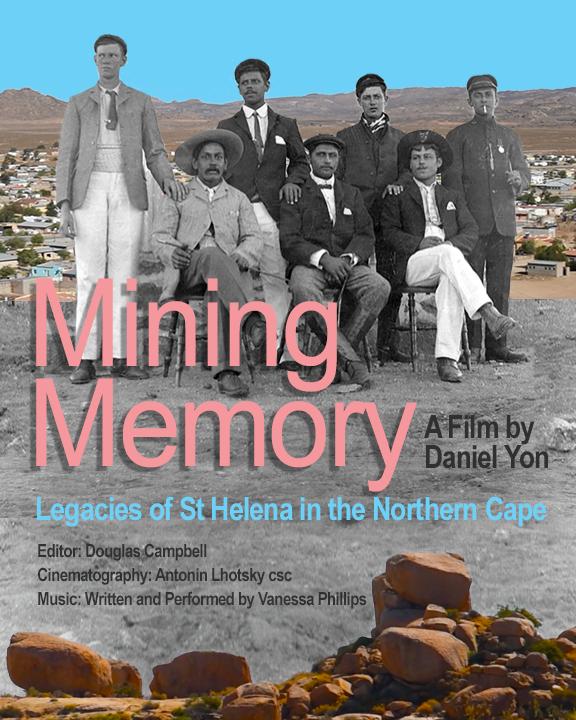 Mining Memory poster