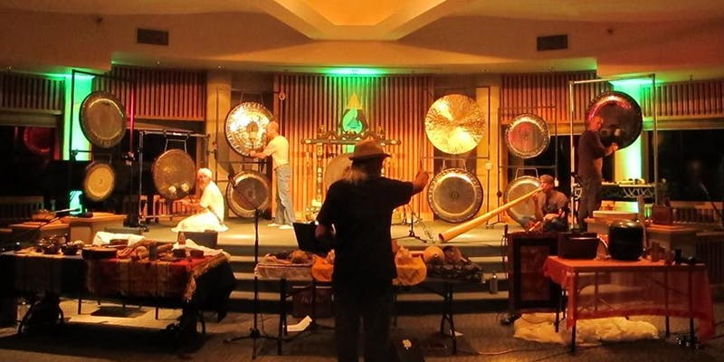 Concert for Peace: Grand Gong Master Don Conreaux and Local Musicians @ College Street United Church