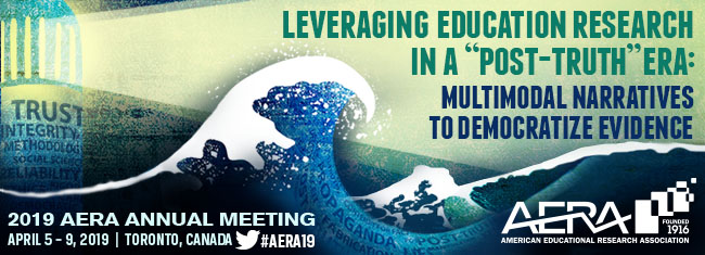 AERA 2019 web banner