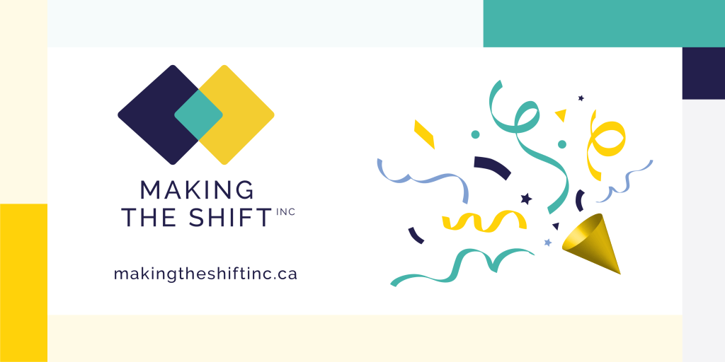Making the Shift banner image